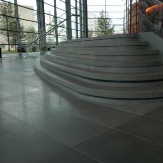 Basalto Gris Basalt stone flooring