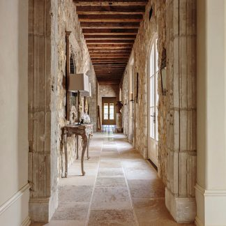 Antiqued French Stone