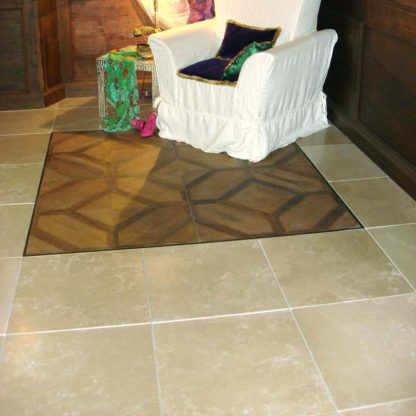Bretton Limestone Honed Stone Floor