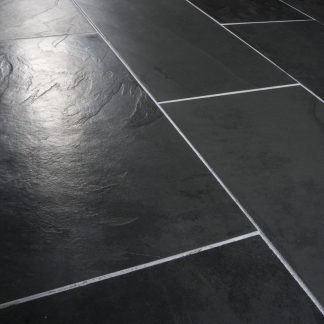 Brushed Black Brazilian Slate