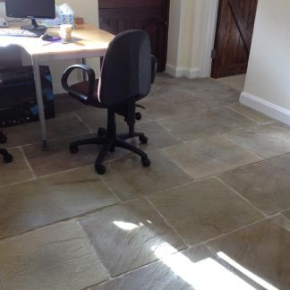 Buckingham Flagstone Stone Floor
