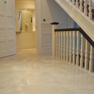 Cartagena Oro Polished or Honed Marble Flooring
