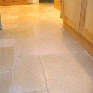 Cartagena Tumbled Stone Floor