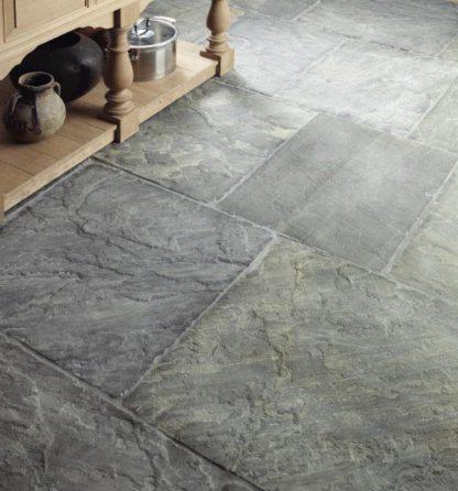 Celtic Sandstone Flagstone Stone Floor