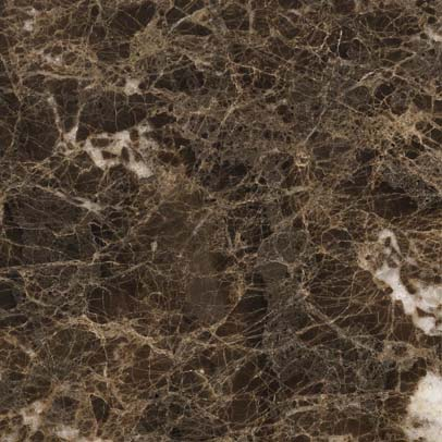 Dark Emperador Polished Marble Flooring