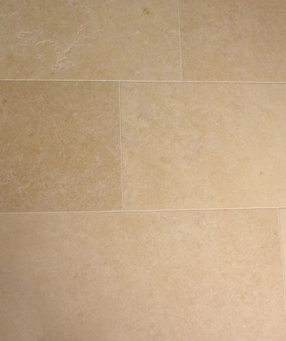 Golden Shell Tumbled Stone Floor