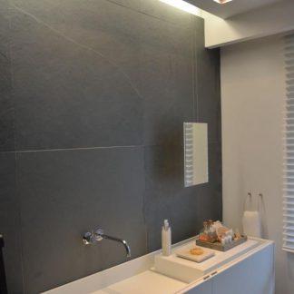 Grey Brazilian Slate Cleft Slate Flooring