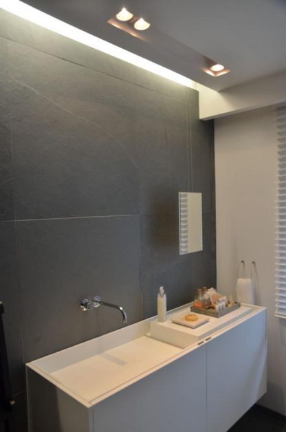 Grey Brazilian Slate Cleft Slate Flooring