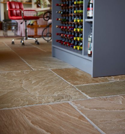 Hornby Sandstone Flagstone Stone Floor