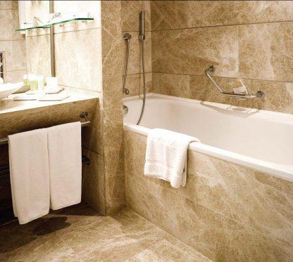 Marro Polished Marble Flooring