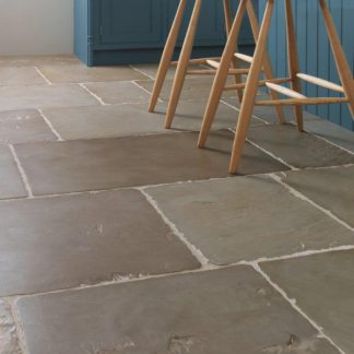 Old Westminster Flagstone Stone Floor