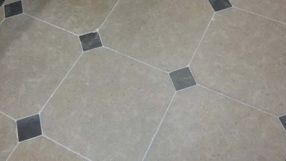 Rochelle Limestone Honed Stone Floor