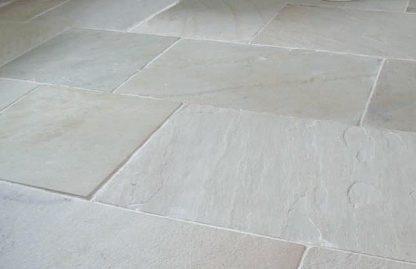 Sandwych Sandstone Flagstone Stone Floor