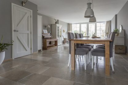 Toulouse Gris Antique Stone Flooring