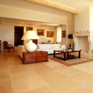 Travella Tumbled Stone Floor