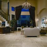 Tumbled Stone Floortique