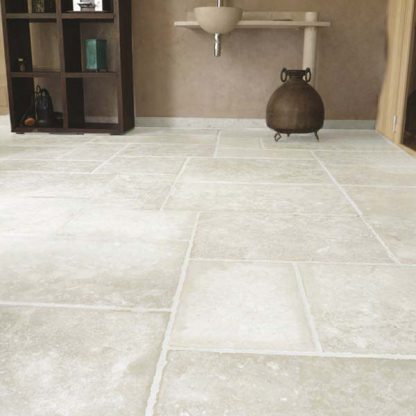 Pierres D'Arcy Antique stone floor